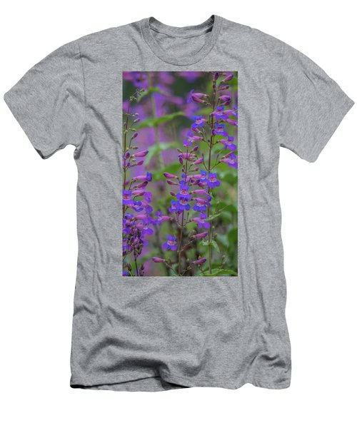 Up Close And Personal With Beauty Men's T-Shirt (Athletic Fit)