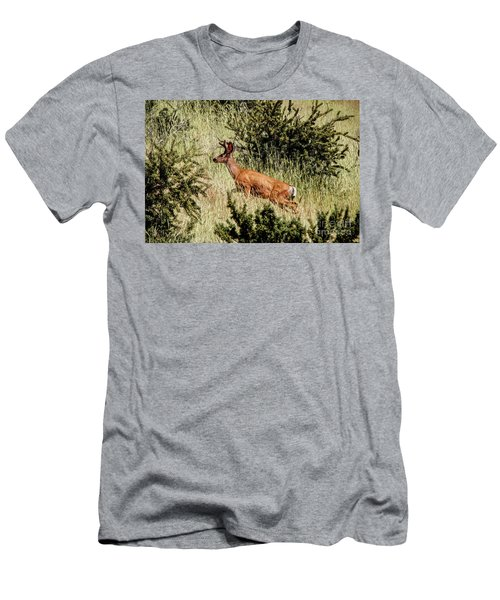 Up The Bank Men's T-Shirt (Athletic Fit)