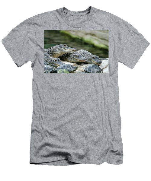 Up To No Good Men's T-Shirt (Athletic Fit)