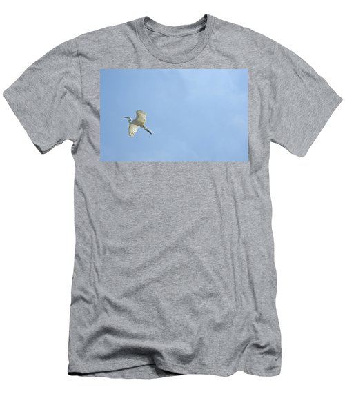 Up, Up And Away Men's T-Shirt (Athletic Fit)