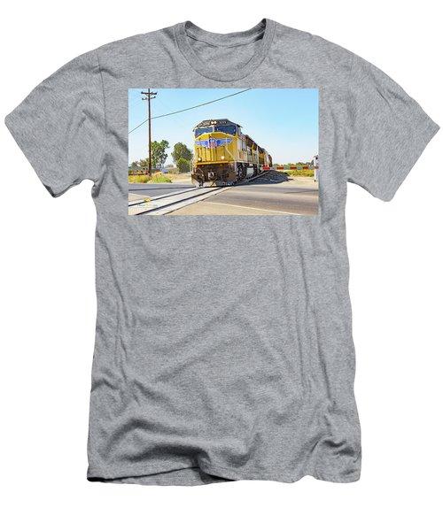 Up5099 Men's T-Shirt (Athletic Fit)