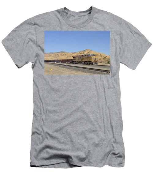 Up8053 Men's T-Shirt (Athletic Fit)