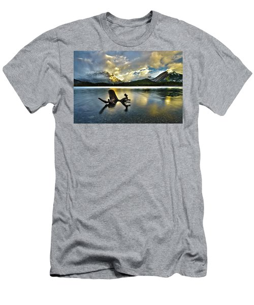 Upper Kananaskis Men's T-Shirt (Athletic Fit)