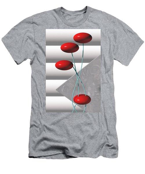 Ups N Downs Men's T-Shirt (Athletic Fit)