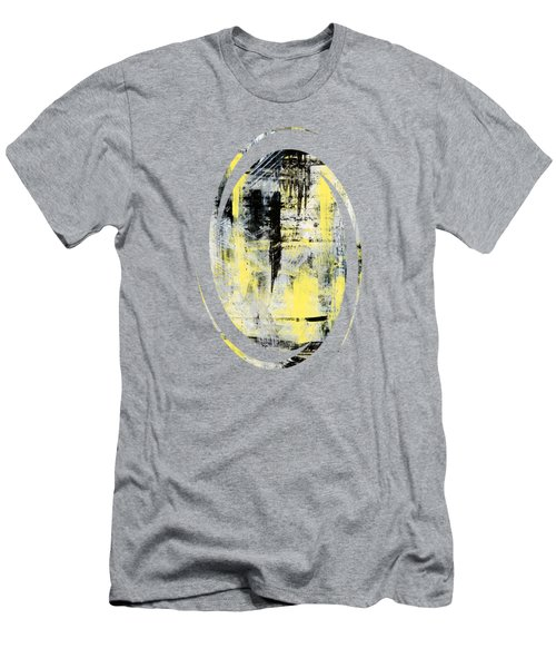 Urban Abstract Men's T-Shirt (Slim Fit) by Christina Rollo