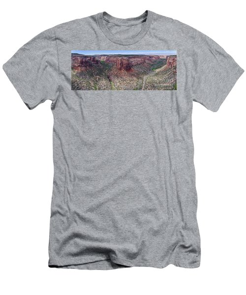 Ute Canyon Men's T-Shirt (Athletic Fit)