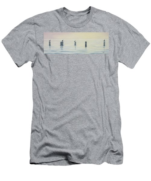 Vacancy Men's T-Shirt (Athletic Fit)