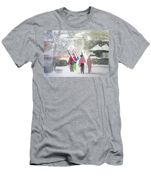 Vail,colorado  Men's T-Shirt (Athletic Fit)