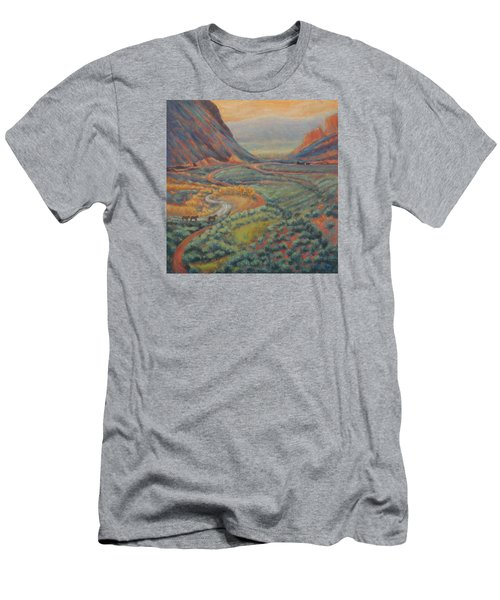 Valley Passage Men's T-Shirt (Athletic Fit)