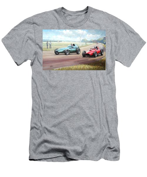 Vanwall Victory Men's T-Shirt (Athletic Fit)