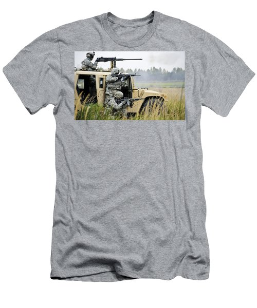 Vehicle Men's T-Shirt (Athletic Fit)