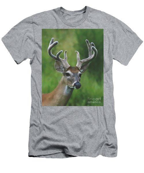 Velvet Beauty Men's T-Shirt (Athletic Fit)