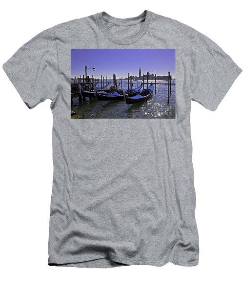 Venice Is A Magical Place Men's T-Shirt (Athletic Fit)