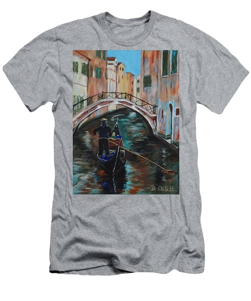 Venice Morning Men's T-Shirt (Athletic Fit)
