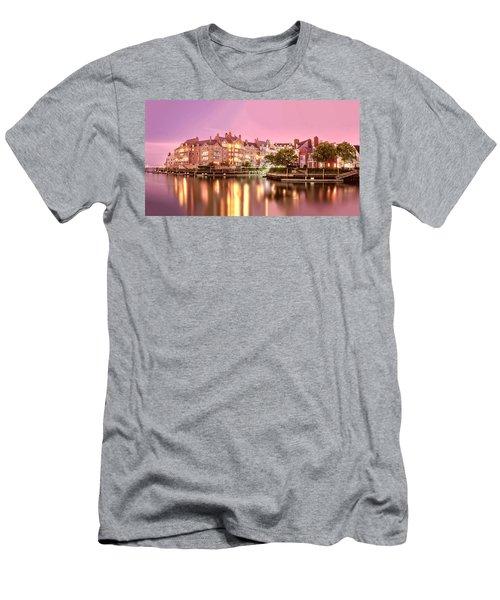 Venice Of Jersey City Men's T-Shirt (Athletic Fit)