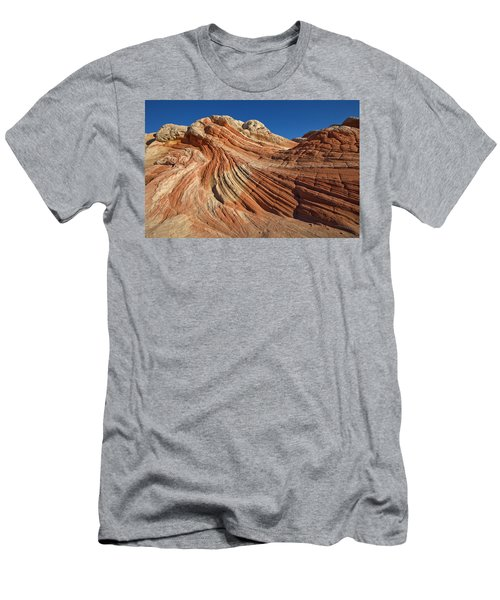 Vermillion Cliffs Sandstone Men's T-Shirt (Athletic Fit)
