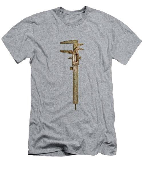 Vernier Caliper Men's T-Shirt (Athletic Fit)