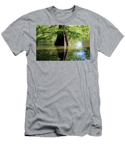 Vertices Men's T-Shirt (Athletic Fit)