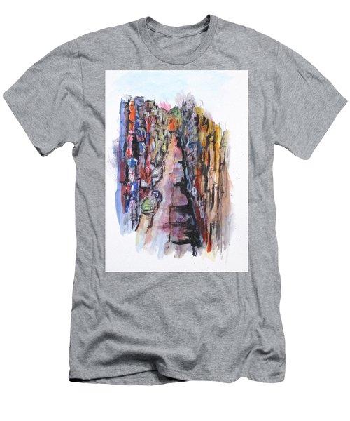 Vicolo De Napoli Men's T-Shirt (Athletic Fit)