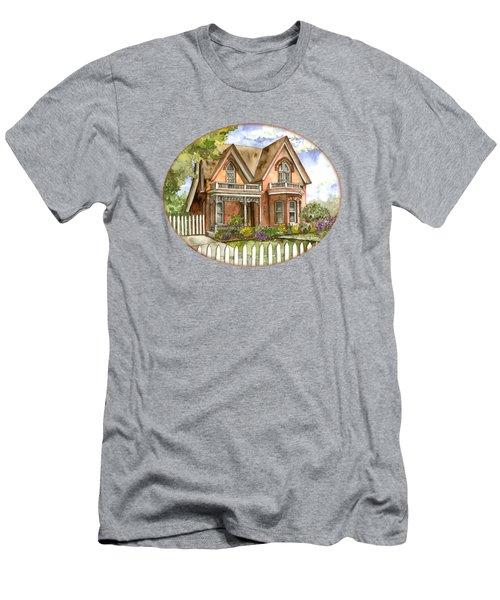 Victorian Beauty Men's T-Shirt (Athletic Fit)
