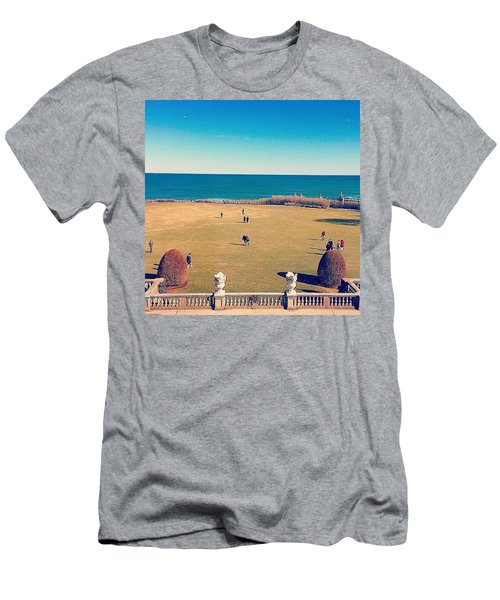 Looking Out From The Gilded Age Men's T-Shirt (Athletic Fit)