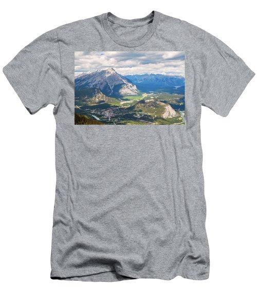 View Of Banff Men's T-Shirt (Athletic Fit)