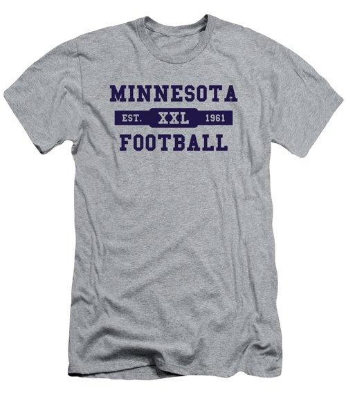 Vikings Retro Shirt Men's T-Shirt (Athletic Fit)