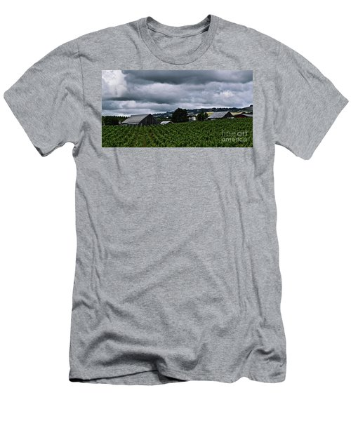 Vineyards Men's T-Shirt (Athletic Fit)