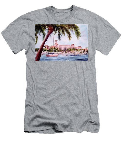 Vinoy View Men's T-Shirt (Athletic Fit)