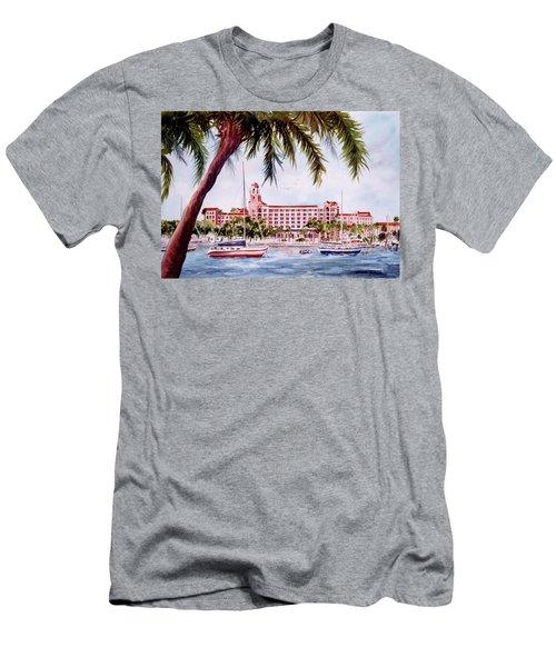 Vinoy View Men's T-Shirt (Athletic Fit)