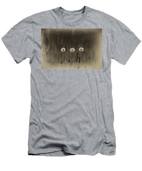 Vintage Clocks Men's T-Shirt (Athletic Fit)
