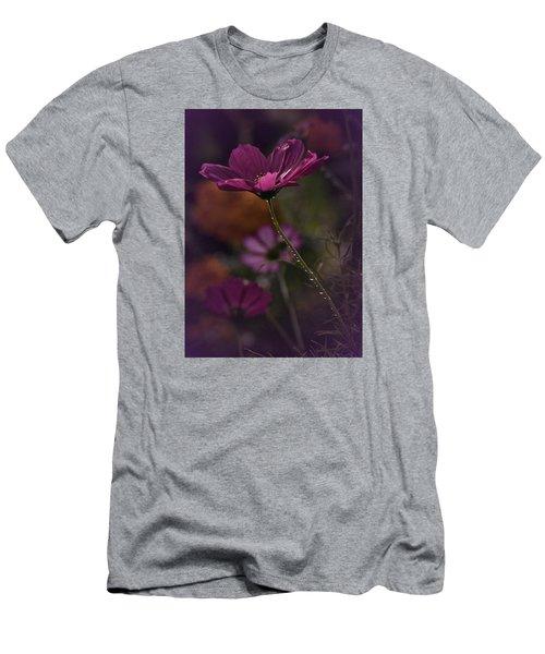 Vintage Cosmos Men's T-Shirt (Slim Fit) by Richard Cummings