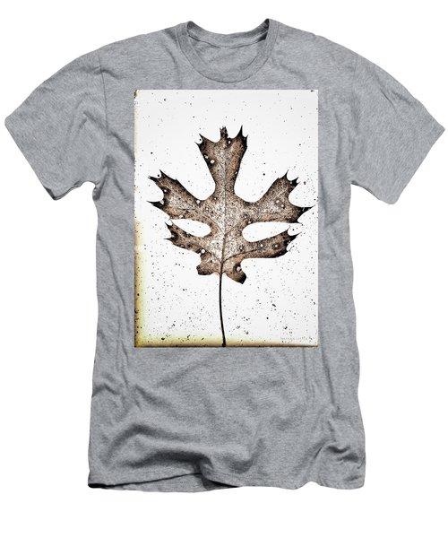 Vintage Leaf Men's T-Shirt (Athletic Fit)