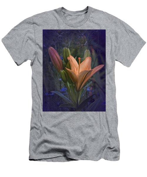 Vintage Lily 2017 No. 2 Men's T-Shirt (Athletic Fit)