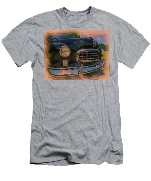 Vintage Nash Men's T-Shirt (Athletic Fit)
