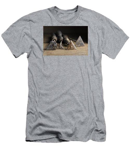 Vintage Paint Scrapers. Men's T-Shirt (Athletic Fit)