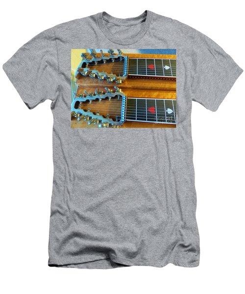 Vintage Sho-bud Pedal Steel Men's T-Shirt (Athletic Fit)