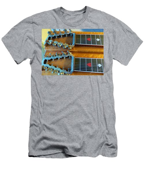 Vintage Sho-bud Pedal Steel Men's T-Shirt (Athletic Fit)
