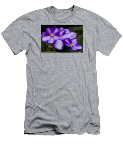 Violet Dreams Men's T-Shirt (Athletic Fit)
