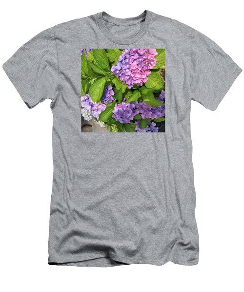 Violet Persuasion Men's T-Shirt (Athletic Fit)