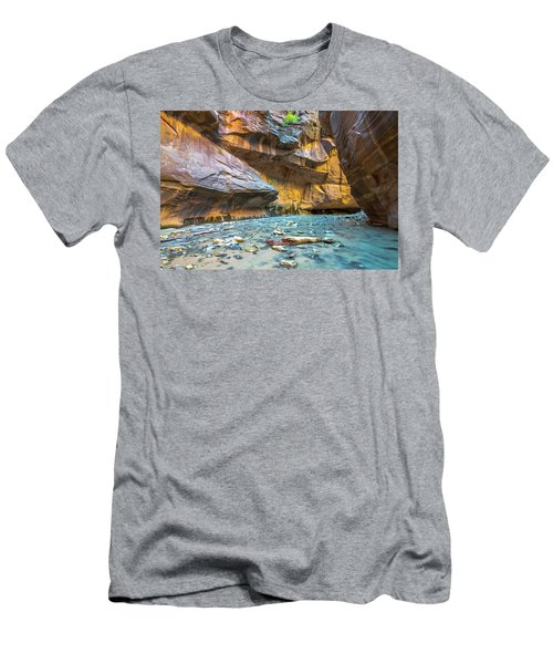 Virgin River Narrows Men's T-Shirt (Athletic Fit)