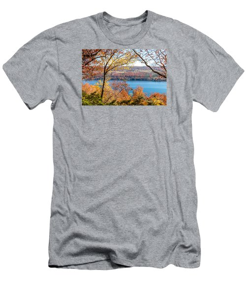 Vista From Garrett Chapel Men's T-Shirt (Athletic Fit)
