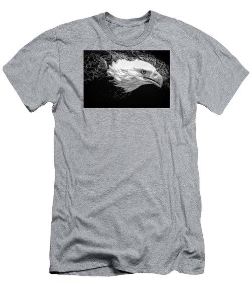 Visual Men's T-Shirt (Athletic Fit)