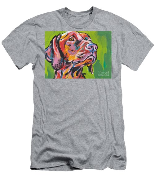 Viva La Vizsla Men's T-Shirt (Athletic Fit)