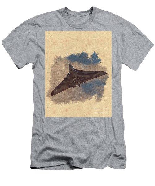 Vulcan Bomber Men's T-Shirt (Athletic Fit)