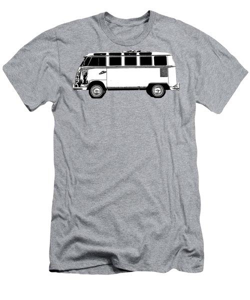 Vw Bug T-shirt Men's T-Shirt (Athletic Fit)