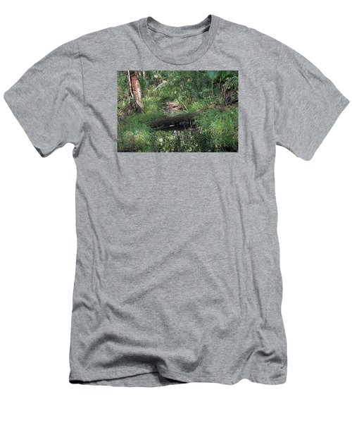 Wading Through The Swamp Men's T-Shirt (Athletic Fit)