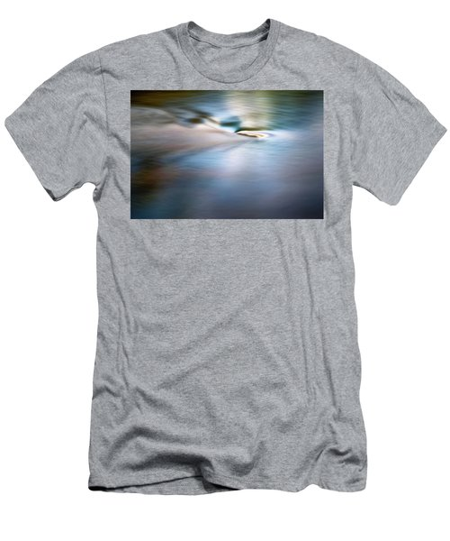 Waiting For The River Men's T-Shirt (Athletic Fit)