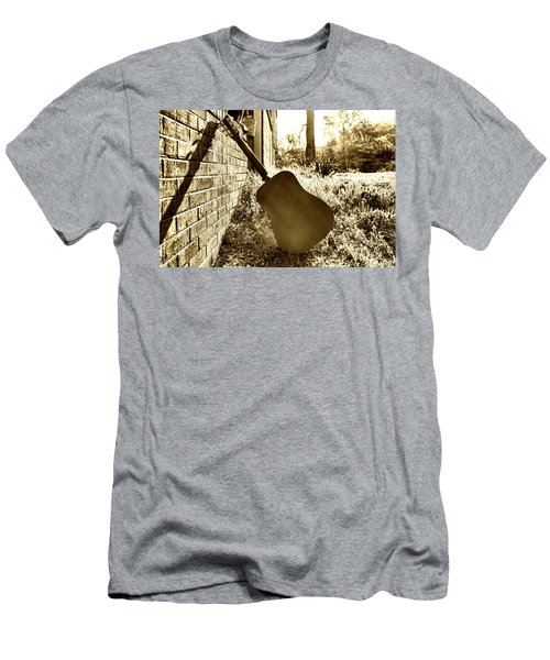 Waiting To Play Men's T-Shirt (Athletic Fit)