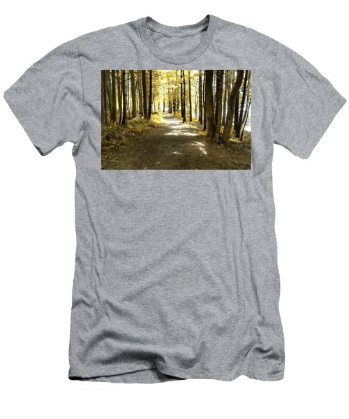 Walk In The Woods Men's T-Shirt (Athletic Fit)